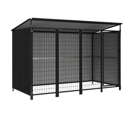 Image of Outdoor Dog Kennel 253x133x163 cm Everyday Pets