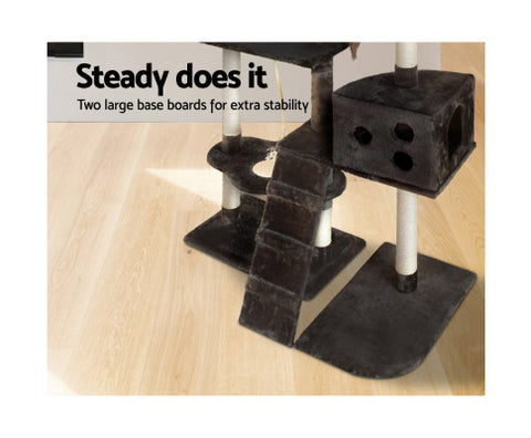 Image of cat-scratching-poles-post-furniture-tree-170cm-grey Afterpay ZipPay Australia Melbourne Sydney Adelaide Gold Coast