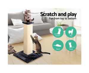 Non-toxic Sisal Cat Scratching Post - 92cm