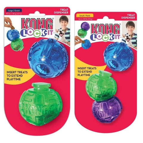 Image of KONG Lock-It Dog Toy