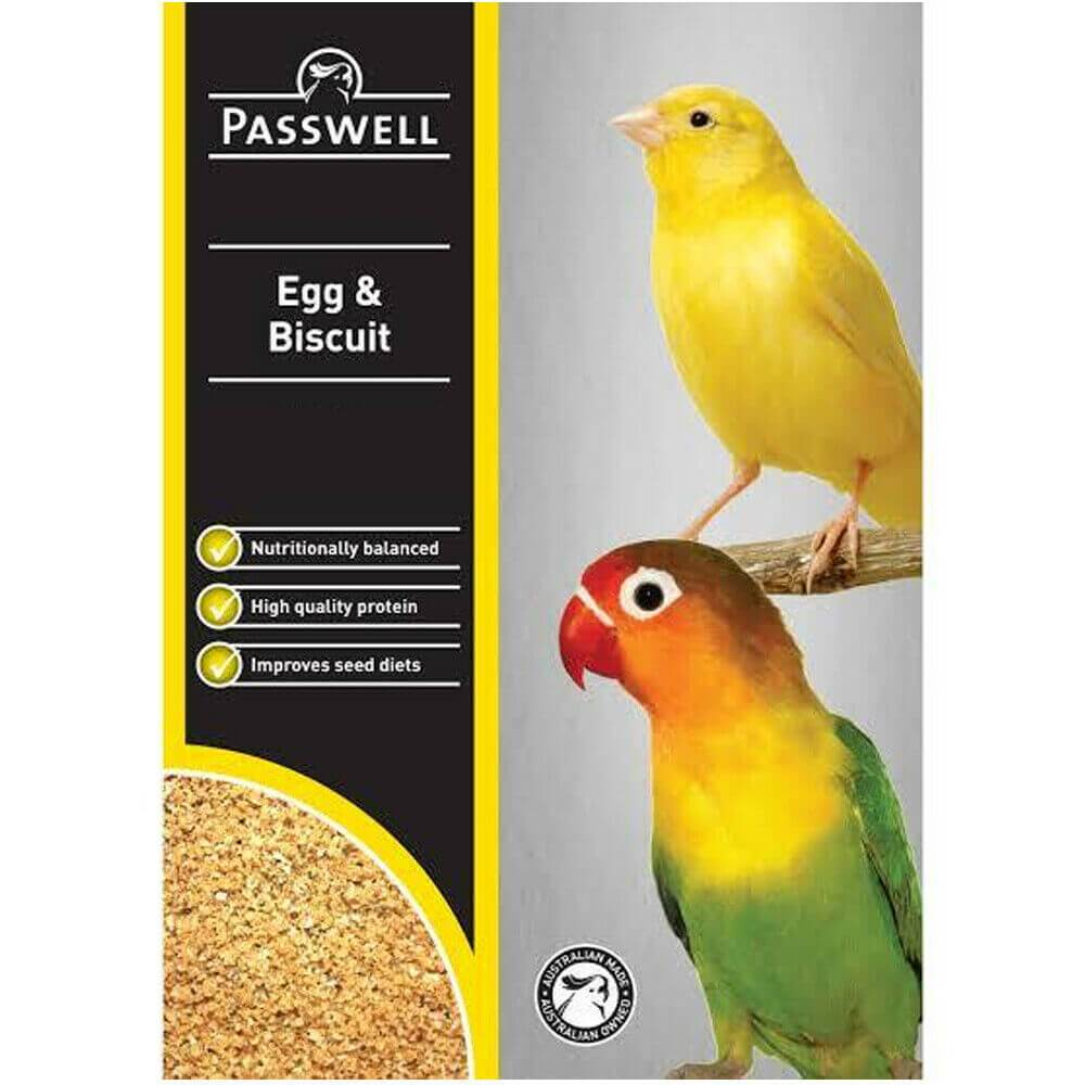 Passwell Bird Egg & Biscuit