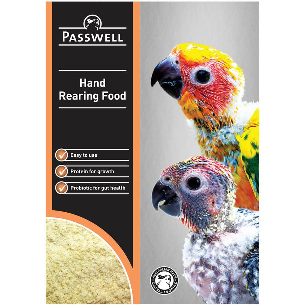 Passwell Hand Rearing Food 300gm