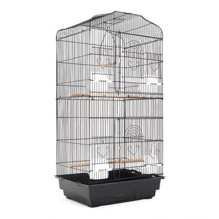 Image of Paw Mate 2in1 Bird Cage VEER 92 x 46 x 36 cm Everyday Pets