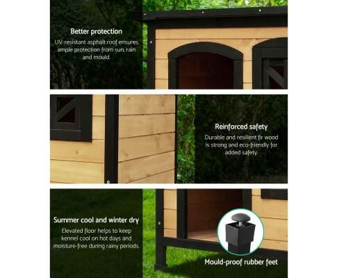Safe and Sturdy Pet Kennel