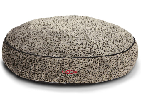 Image of Shapes Round Cushion Pet Dog Bed