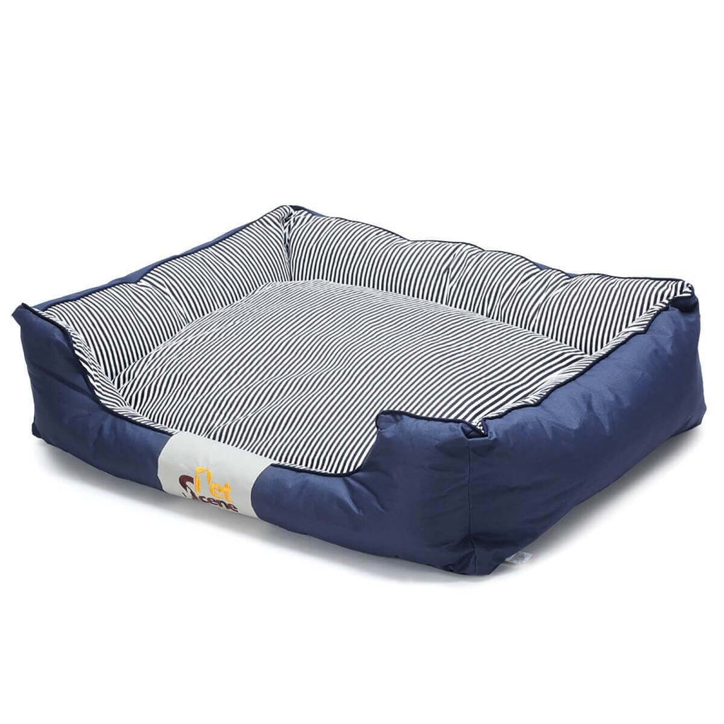 Soft Washable Pet Bed Mattress With Blanket & Dog Bone Everyday Pets