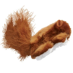 Kong Squirrel Plush Catnip Toy