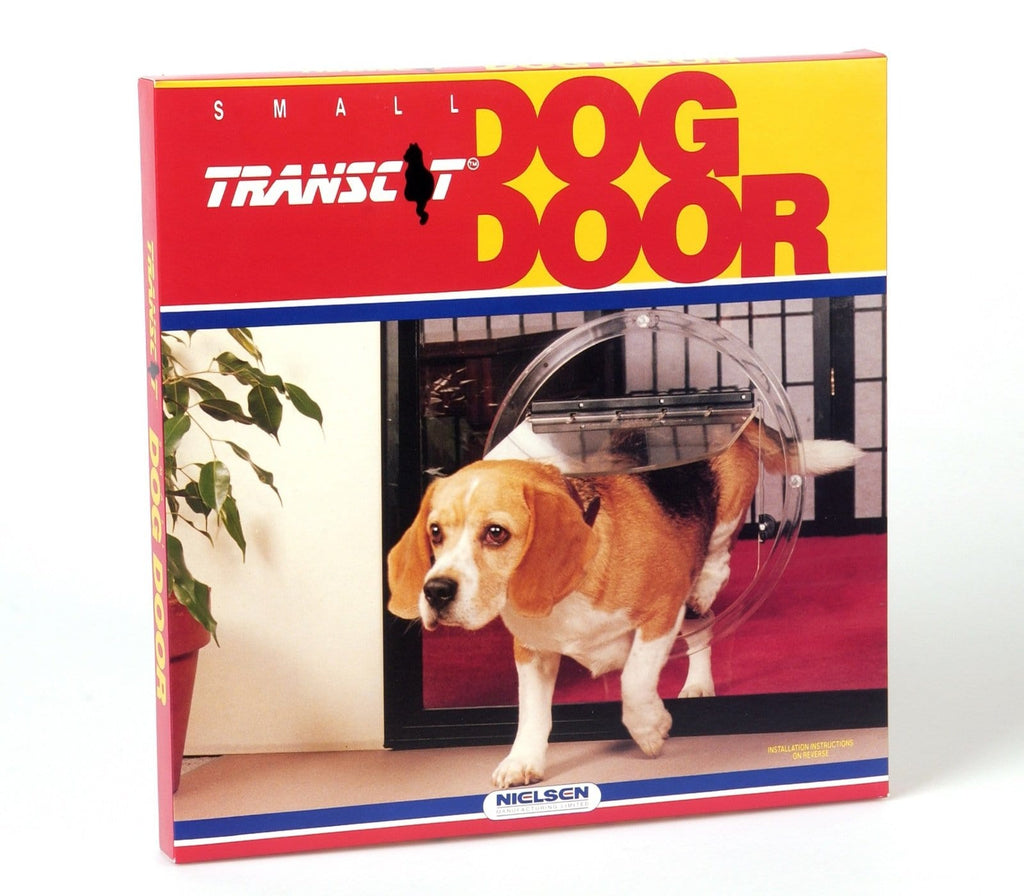 Transcat Dog Door Clear