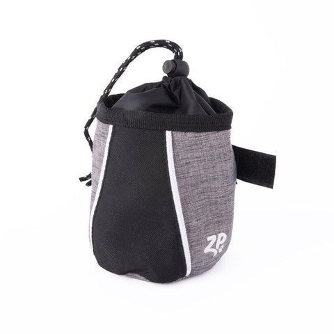 ZippyPaws Treat and Ball Bag Graphite