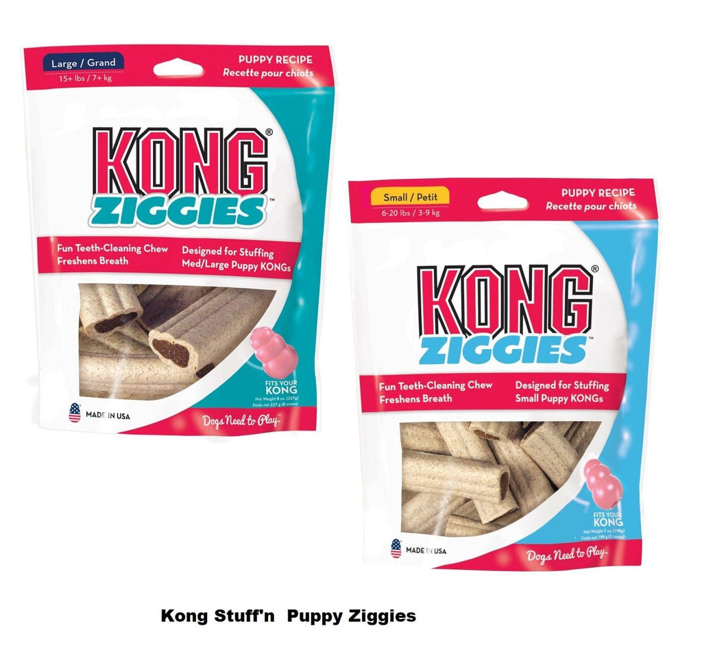 KONG Stuff'N Ziggies Dog Treat