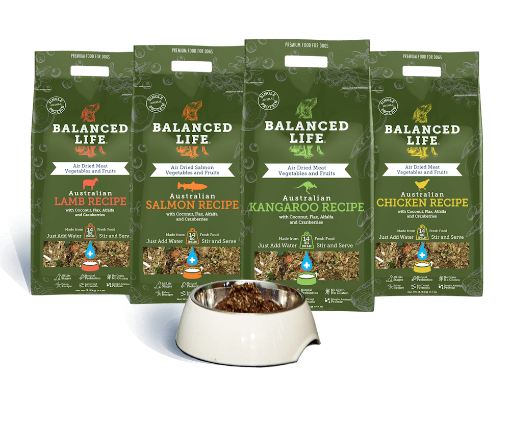 Balanced Life Rehydrate Dog Food