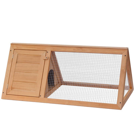 Image of Animal Rabbit Cage Wood