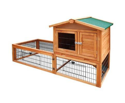 i.Pet 155cm Tall Wooden Pet Coop Everyday Pets