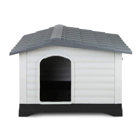 i.Pet Extra Extra Large Pet Kennel - Grey Everyday Pets