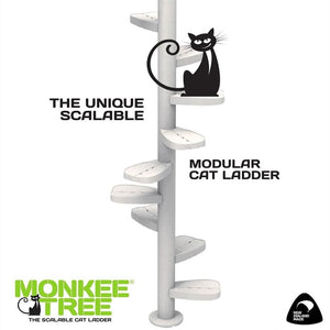 Monkee Cat Tree Ladder - 18 Trunk Starter Pack