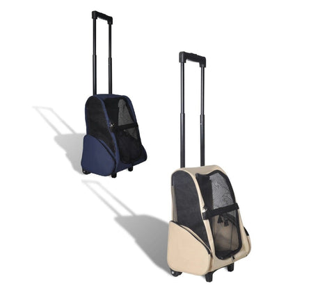 Image of Foldable Multipurpose Pet Trolley