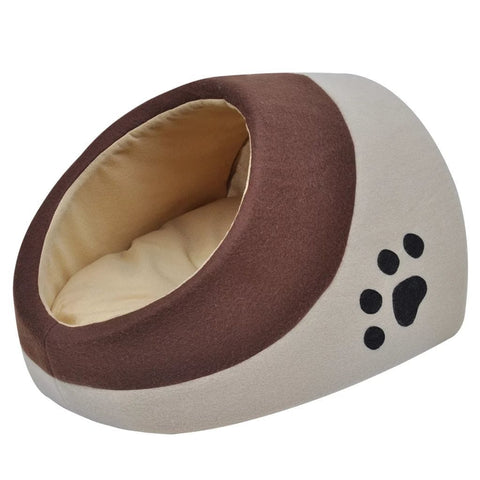 Image of Warm Fleece Cat Cubby