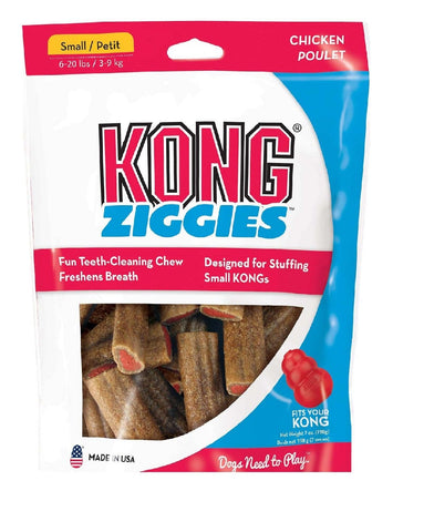 Image of KONG Stuff'N Ziggies Dog Treat