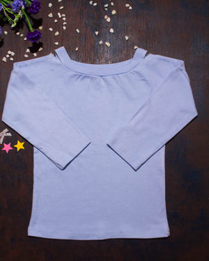 Toddler Cotton Detailed Top