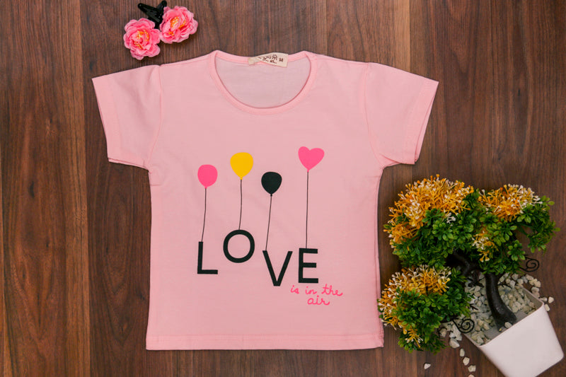 Cotton Heart Balloon Top