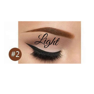 Brow kit  in light #2
