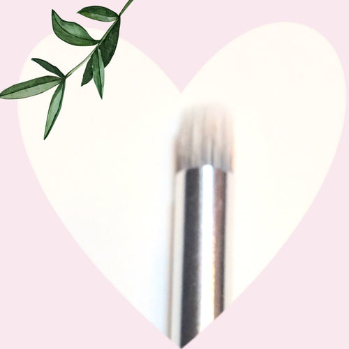 Charming eye inner corner highlight brush