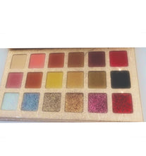Load image into Gallery viewer, The Chantalle Day 2 Nite Eyeshadow Palette (with PRESSED GLITTER) (LIMITED EDITION)