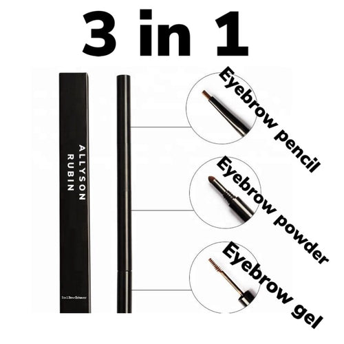 Brow kit  in medium #1