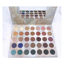 Load image into Gallery viewer, Nate Glamz eyeshadow palette by Allyson Rubin cosmetics