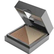 "Load image into Gallery viewer, Contour/Highlight sculpt Duo cheek powder in ""Hugs/ Kisses"""