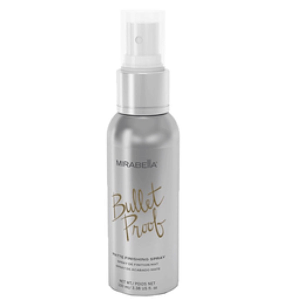 Bulletproof Matte Makeup Finishing Setting Spray