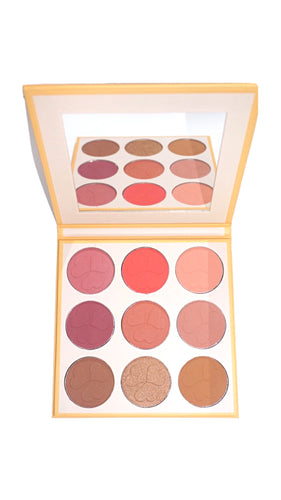 The Love Blush-Bronzer Palette