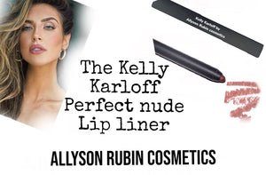 Kelly Karloff by Allyson Rubin cosmetics