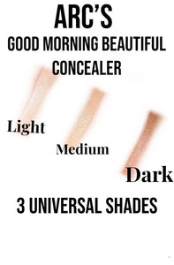 Good Morning Beautiful Full Coverage Concealer in Universal Light