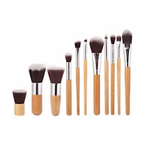 Perfect 4 Travel lightweight Brushes (individual)