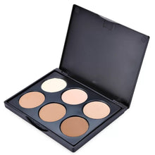 Load image into Gallery viewer, MINI PERFECT 4 TRAVEL POWDER CONTOUR AND BRONZER PALETTE
