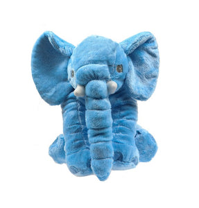 "Colorful Pillow ""Giant Elephant"""