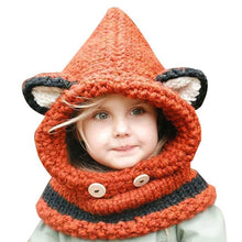 Load image into Gallery viewer, Children Windproof Hat and Scarf