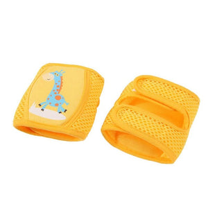 Baby Safety Breathable Kneepads