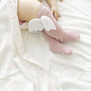 Newborn Baby Knee High Socks