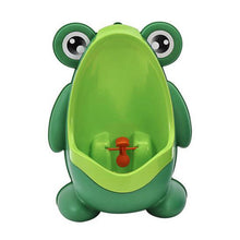 "Load image into Gallery viewer, Kids Potty ""Frog"""