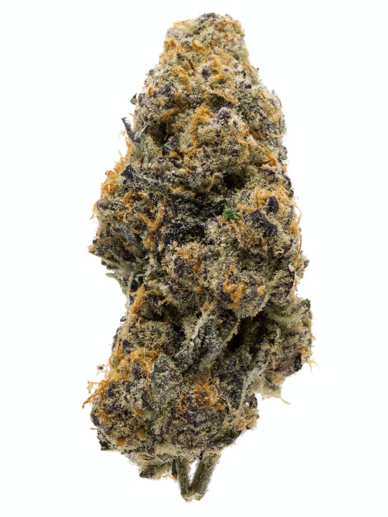 1 Oz STMS WLLNESS Greenhouse Flower PURPLE URKLE (Indica)