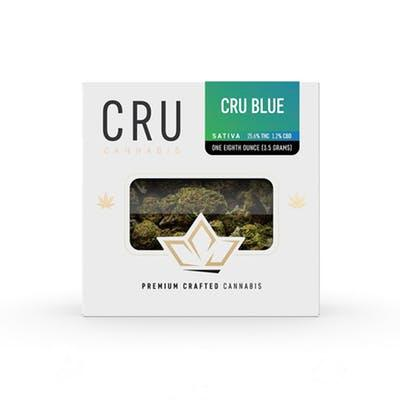 CRU Cannabis SUPER SILVER HAZE (Sativa)