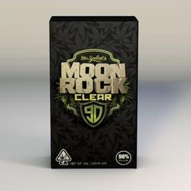 Dr. Zodiak's Moonrock Clear 1g Cartridge - SILVERBACK (Sativa Hybrid)