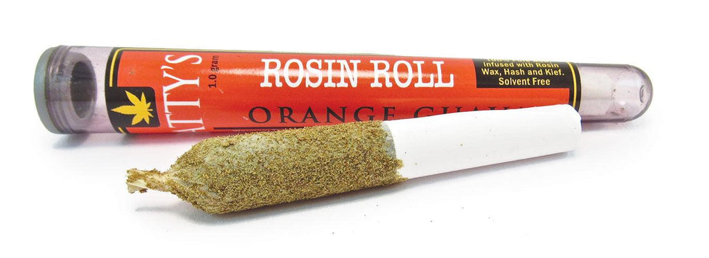 Fatty's Rosin Roll ORANGE GUAVA (1g) Hybrid