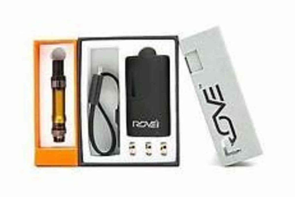 ROVE PRO PACK Battery & Charger with a 1g ROVE Premium Co2 Cartridge TANGIE (Sativa)