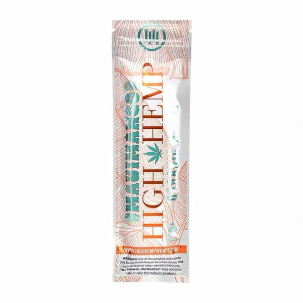 High Hemp Organic Hemp Wraps MAUI MANGO