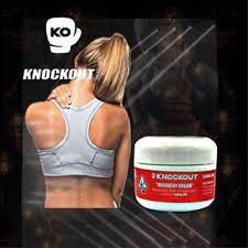 KNOCKOUT Recovery Cream 350MG THC