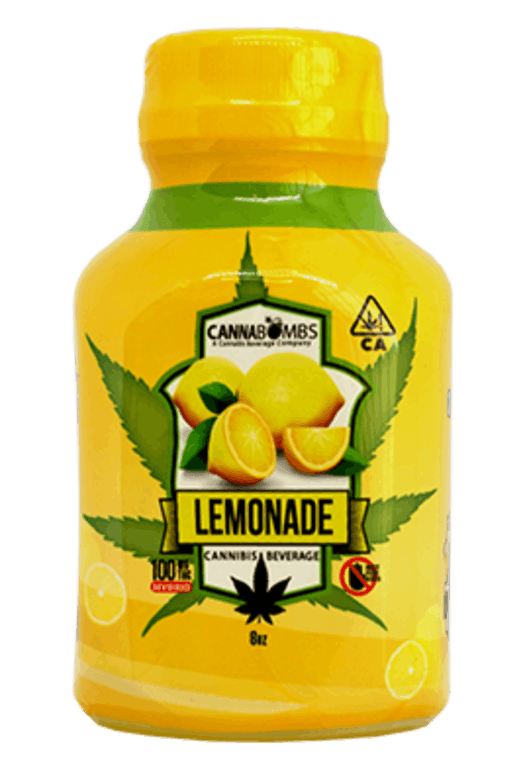 CannaBombs LEMONADE 100mg