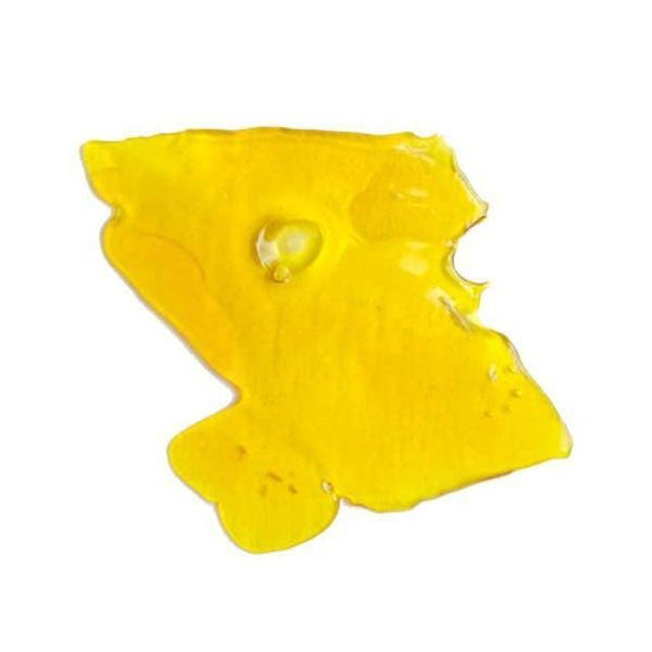 Gold 1g Shatter PLATINUM BUBBA (Hybrid/Indica)
